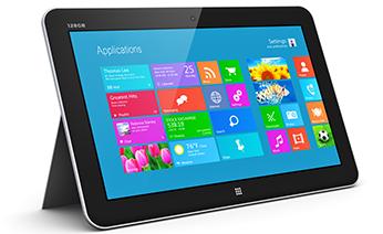 ビジネスに最適なWindows 10 Pro 搭載 CLIDEの特長