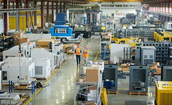 製造業でのタブレットの活用|業種から探す