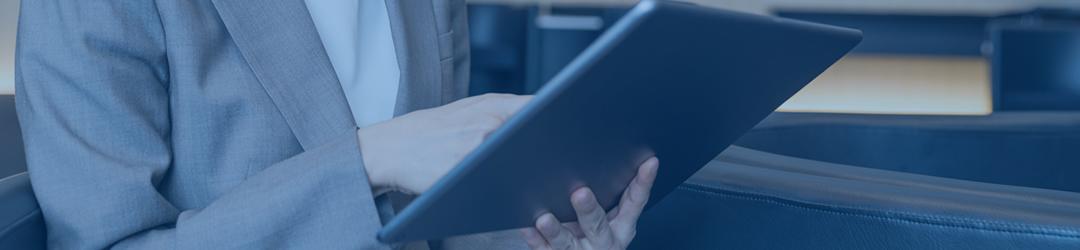 ホテルの客室用タブレットとして|Lenovoはこんなシーンで利用されています